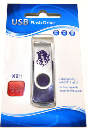 4GB Cathead Flash Drive