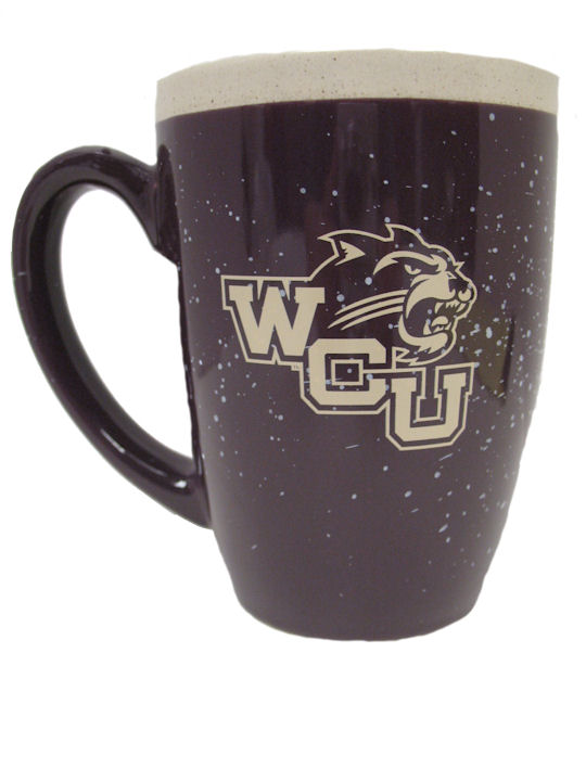Mug (Purple, Speckled)