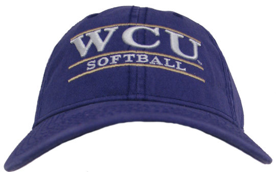 Cap (Purple, WCU Softball)