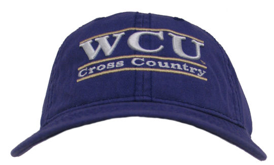 Cap (Purple, WCU Cross Country)