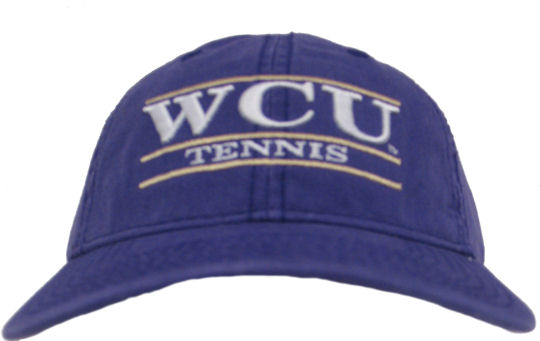 Cap (Purple, WCU Tennis)