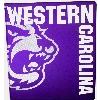 "Binder 1"" (Purple, Cat, Western Carolina) thumbnail"
