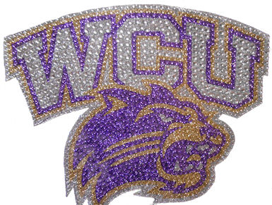 Decal (WCU/Cat, Bling)