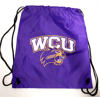 Backsack (Purple, WCU/Cat, non-mesh)