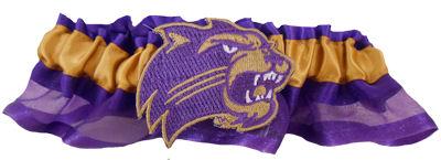 Garter (Purple & Gold, Cat)