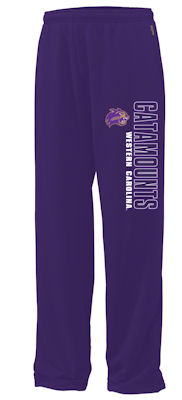 Sweatpants (Purple, Catamounts / Western Carolina)