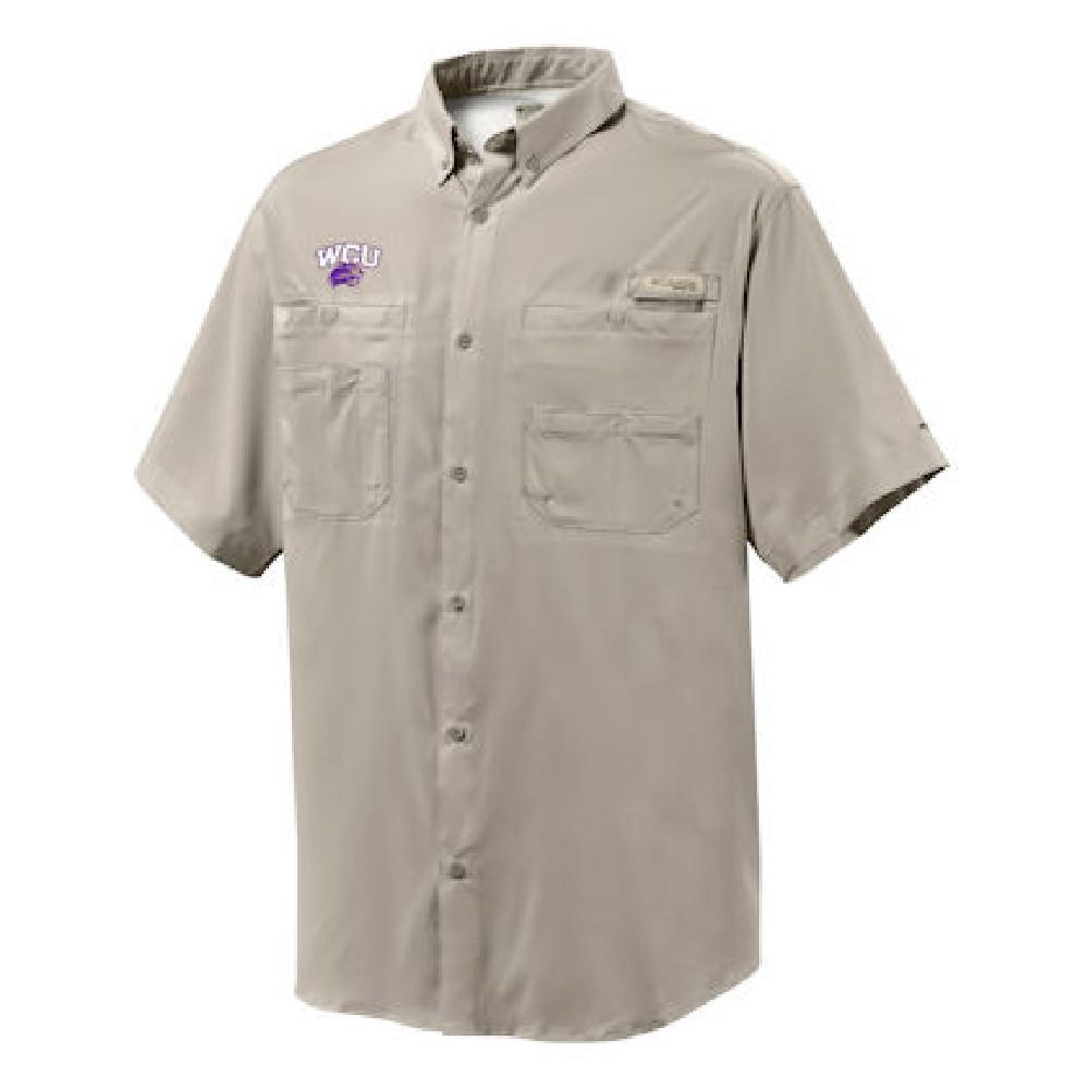 Shirt (Tan, Columbia)