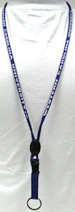 Cover Image For Lanyard --- Purple, Thin