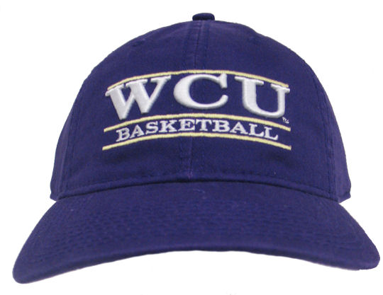 Image For Cap (Purple, WCU Basketball)