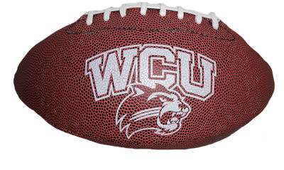 Cover Image For Football (Brown, WCU/Cat)