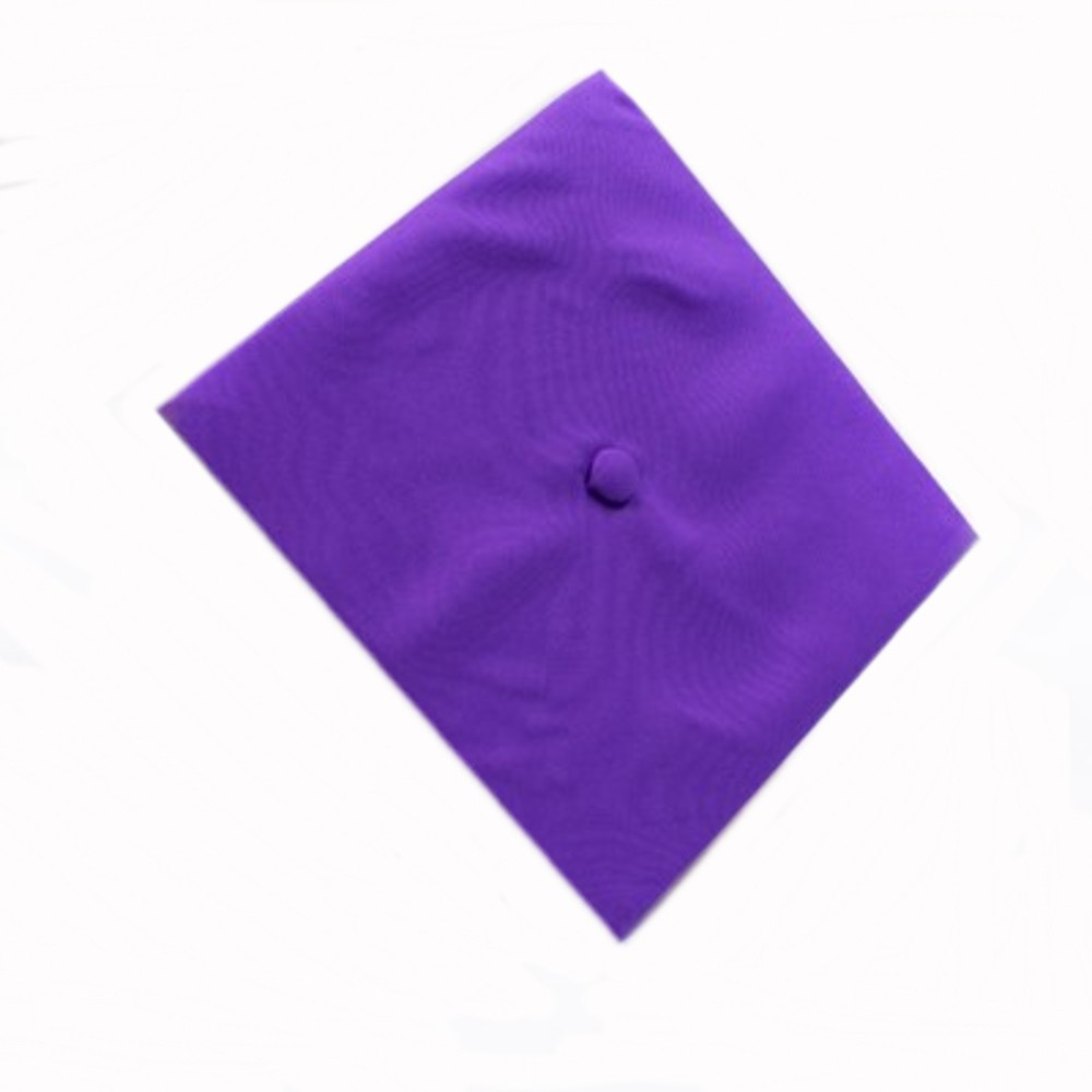 Image For Bachelor's Purple One Size Cap
