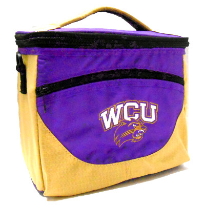 Image For Cooler for Lunch (Purple & Gold)