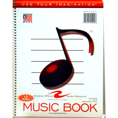 Image For Music Book