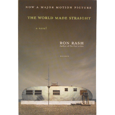 Image For Ron Rash -- The World Made Straight