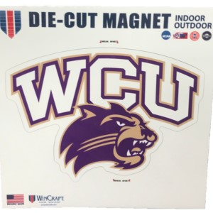 Image For Magnet (Small Cat/WCU)
