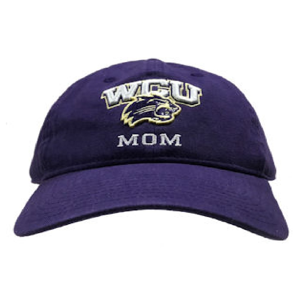 Cover Image For Cap (Purple, WCU/Cat Mom)