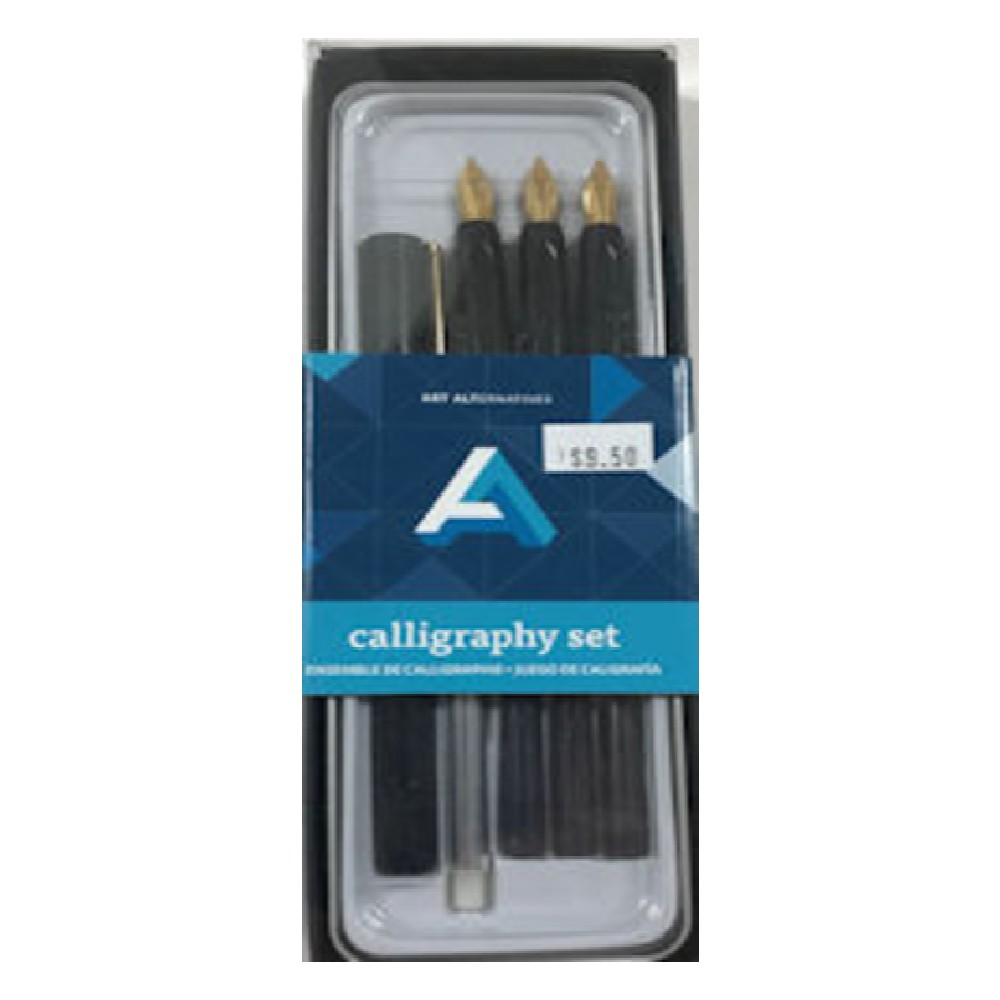 Image For Calligraphy Set