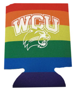 Image For Can Hugger (Rainbow, WCU/Cat)