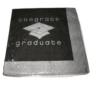 Image For Graduation Napkins