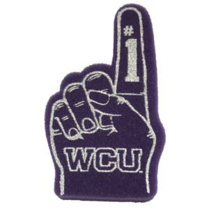 Cover Image For Foam Mini Finger (#1 / WCU)