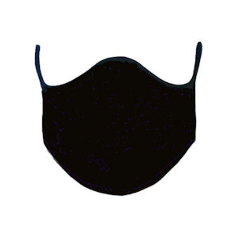 Image For Face Mask--Black, NO Logo