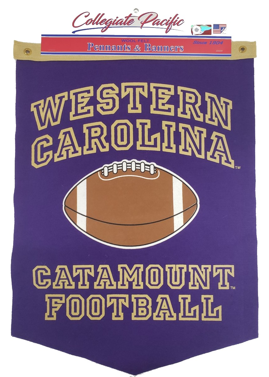 Image For Banner (Western Carolina, Football, Catamount Football)