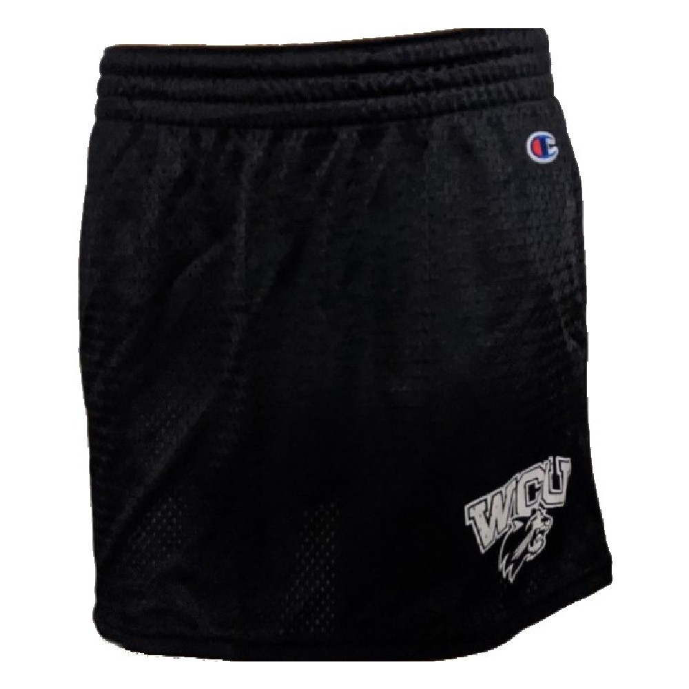 Image For Skirt (Black, WCU/Cat, Champion)