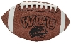Cover Image for Football (Brown Replica, WCU/Cat in Black, Nike)