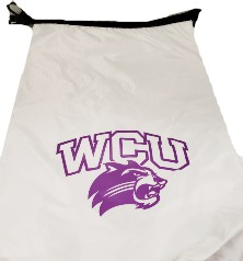 Cover Image For Drybag (White, Purple WCU/Cat)