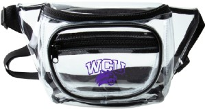 Image For Fanny Pack (Clear, WCU/Cat, Neil)