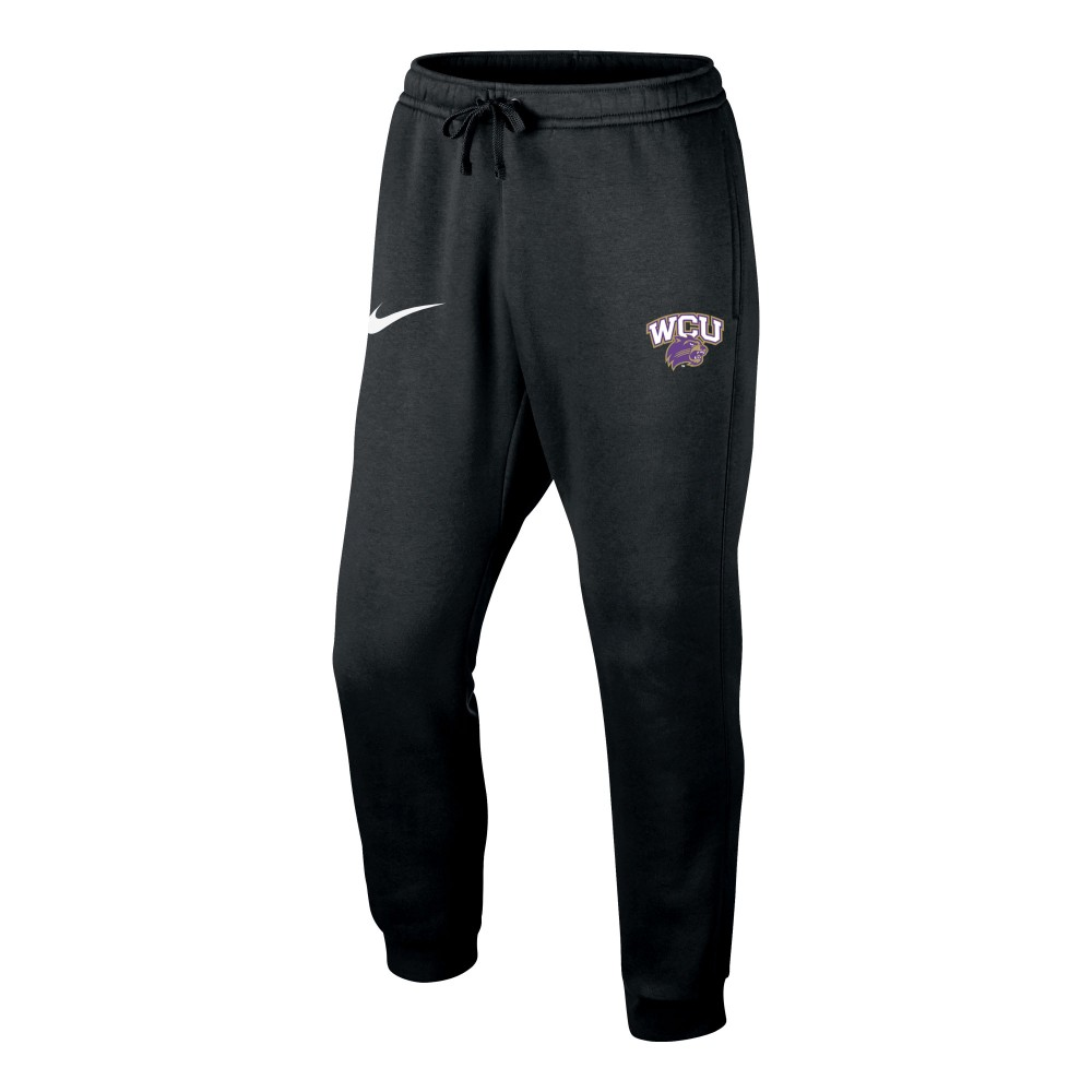 Image For Pants (Black, WCU/Cat, Nike)