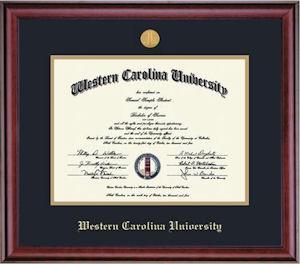Diploma Frames Western Carolina Univ Bookstore